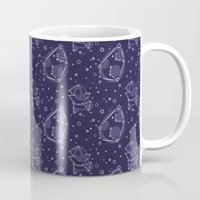 yoshi Mugs featuring Yoshi Constellation by ZeNami