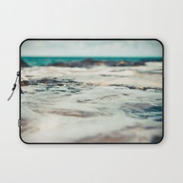 Kauai Sea Foam Laptop Sleeve