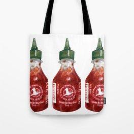 Saucy Tote Bag