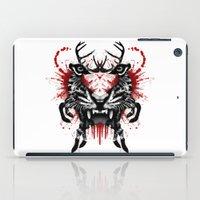 predator iPad Cases featuring Predator by Enkel Dika