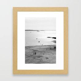 Silver Framed Art Print