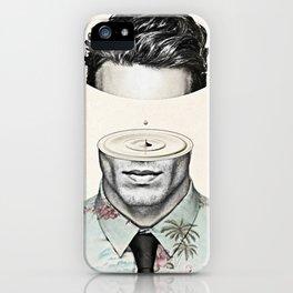 Head Space iPhone Case
