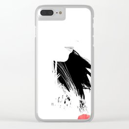 JAP STYLE Clear iPhone Case