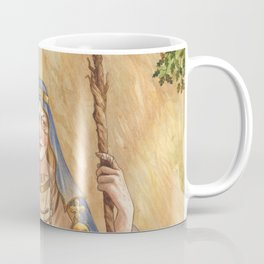 Ruta ~ A Compendium Of Witches Coffee Mug