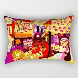 Bear Island Rectangular Pillow