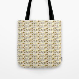 Reformed Bearded Dragons pattern Tote Bag