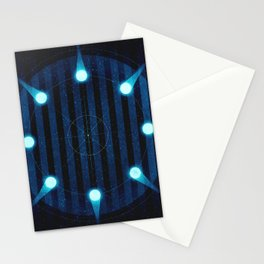 Sol System - Kuiper Belt Stationery Cards