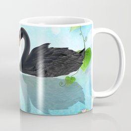 Heart of Swans #8 Coffee Mug