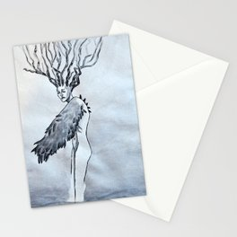 Black&White No.3 Stationery Cards