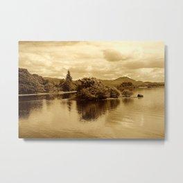"""""""Loch Lomond Vista (iii)"""" by ICA PAVON Metal Print"""