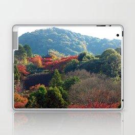 Autumn Temple Laptop & iPad Skin