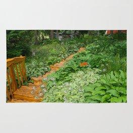 Garden Path Rug