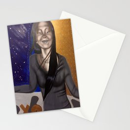 Beautiful Human _D Stationery Cards