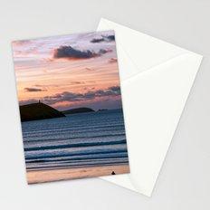 Polzeath Sunset Stationery Cards