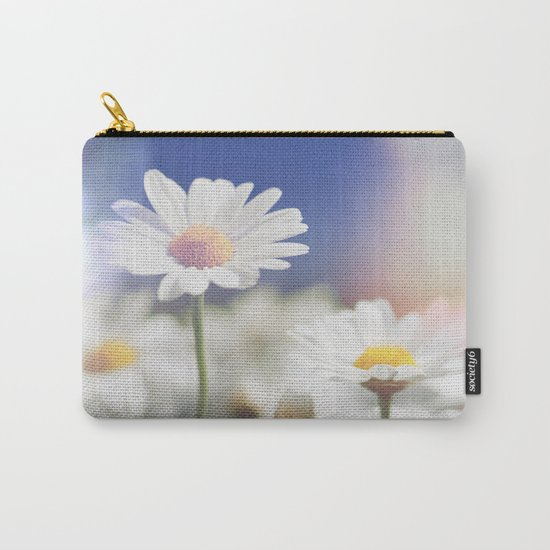 Meadow of daisies Carry-All Pouch