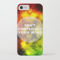 reggae iPhone & iPod Cases featuring Reggae Galaxy by Pancho the Macho