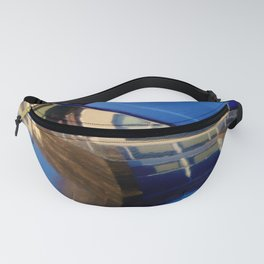 Bend And Stretch... Fanny Pack