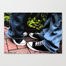 Love Has Met Its Match Canvas Print