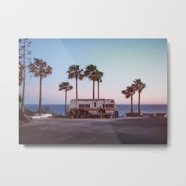 California wind Metal Print