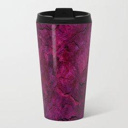 Purple Heavy Metal Travel Mug