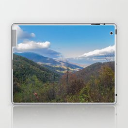 Blue Ridge Peaks Laptop & iPad Skin
