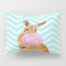 Bubble Gum - Kangaroo Pillow Sham