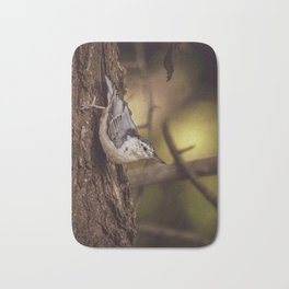 Nuthatch Morning Bath Mat