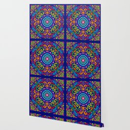 Mandala #4 – Love and Peace - Notebooks & more Wallpaper