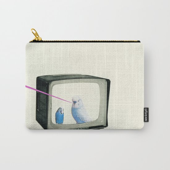 Talk Show Carry-All Pouch