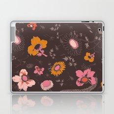 large flowers Laptop & iPad Skin