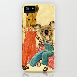 Australia Icon: The Nation iPhone Case