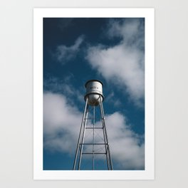 Marfa Water Tower Kunstdrucke