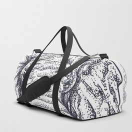 Elephant Dots Duffle Bag