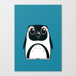 African Penguin - 50% of profits to charity Canvas Print