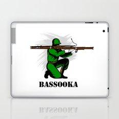 Bassoon Bassooka Laptop & iPad Skin
