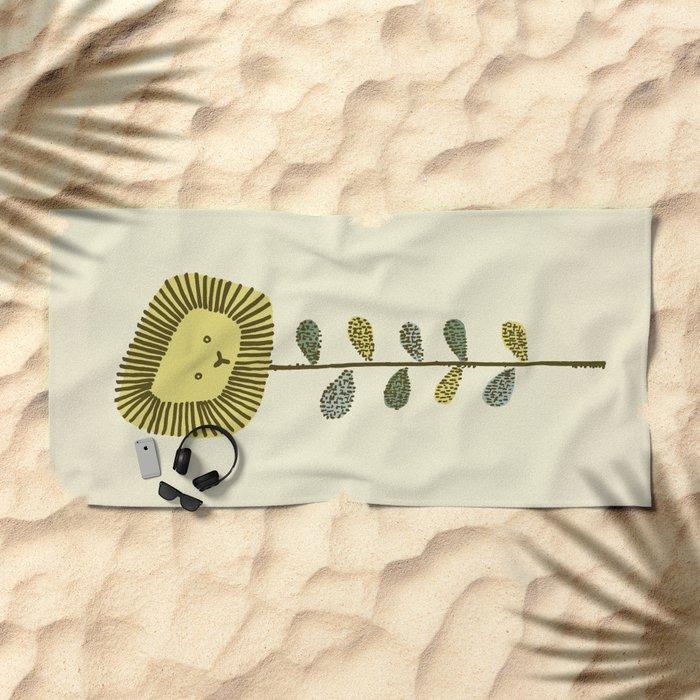 Dandy Beach Towel