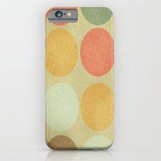 Autumn Circles  Slim Case iPhone 6s