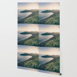 Keem Bay Sunset - nature photography Wallpaper