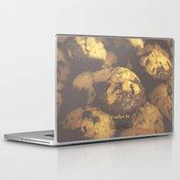 baking Laptop & iPad Skins featuring I'd rather be baking by inesmarinho