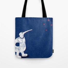 Spacekiwi Tote Bag