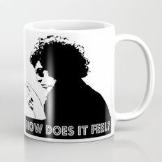 How Does It Feel?  |  Bob Dylan Mug