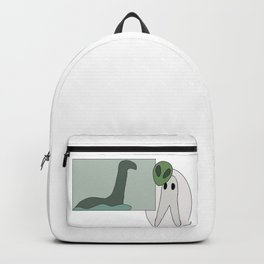 Cryptid Patches Backpack