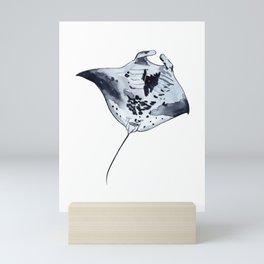 MANTARAY Mini Art Print