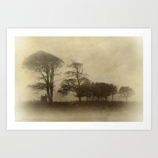 Tallest Tree First Art Print