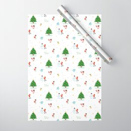 VH Holiday 2020 Pattern Wrapping Paper