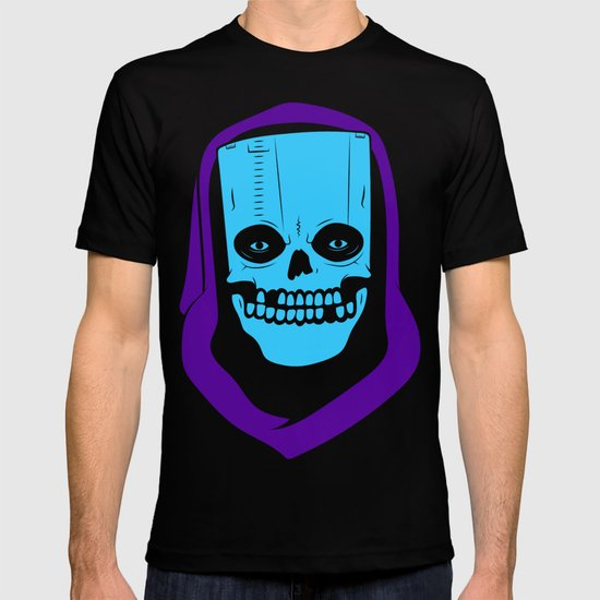 8-BIT MONSTER / CARTRIDGE GHOST T-shirt
