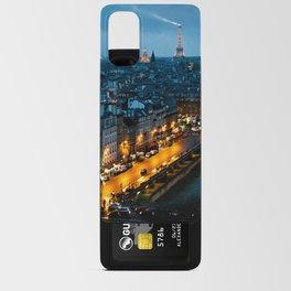 Paris Android Card Case