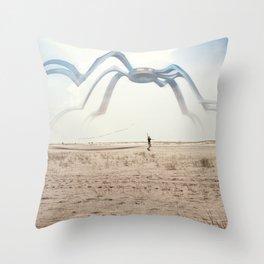 Strange Thing 071018 Throw Pillow