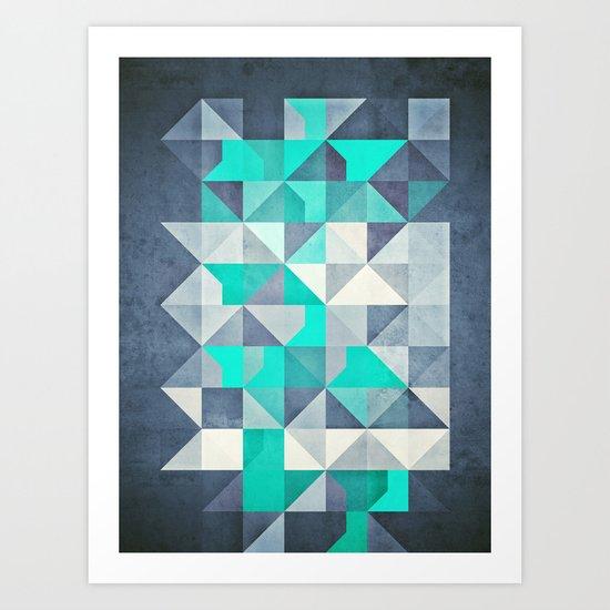 SLYTE Art Print