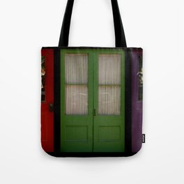 Doors of Clinton Tote Bag